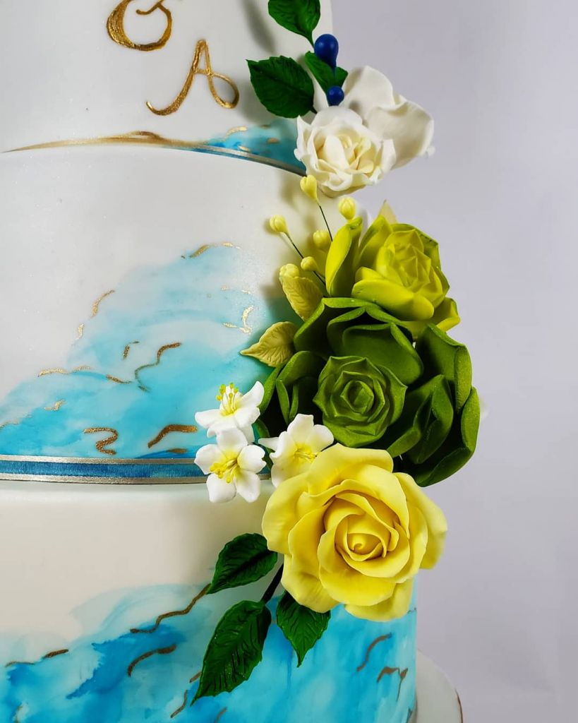 Cake Decorating Flowers from Promise Culinary